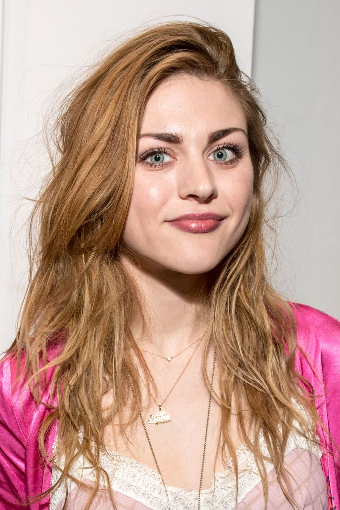 Frances Bean Cobain attends 'Other Peoples Children launch and store opening' at Other Peoples Children on March 8, 2018 in Los Angeles, California