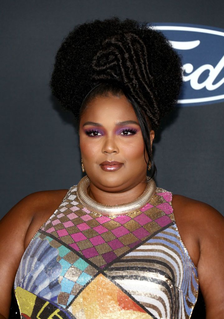 Lizzo attends the 51st NAACP Image Awards, Presented by BET, at Pasadena Civic Auditorium