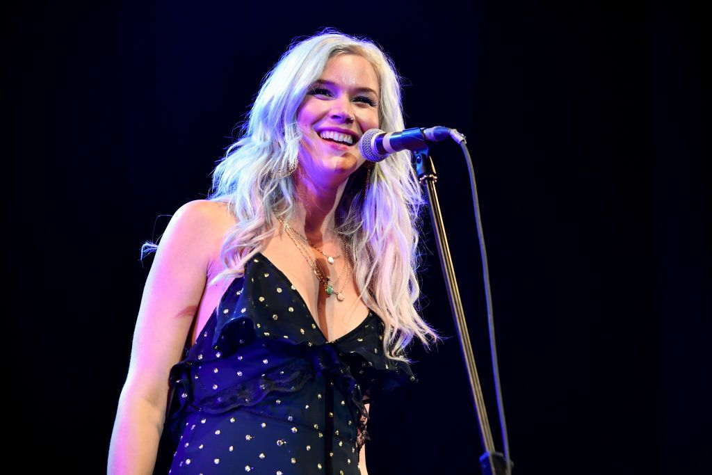 Joss Stone performs during the 34th International Jazz Plaza Festival at Teatro Nacional