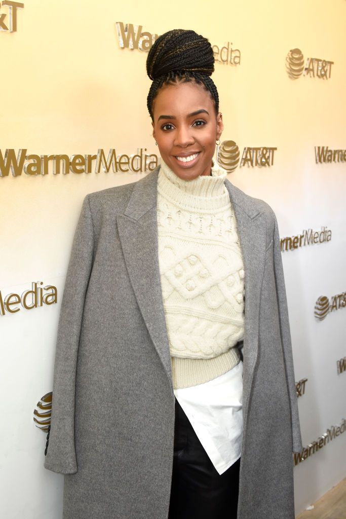 Kelly Rowland stops by WarnerMedia Lodge: Elevating Storytelling with AT&T during Sundance Film Festival 2020