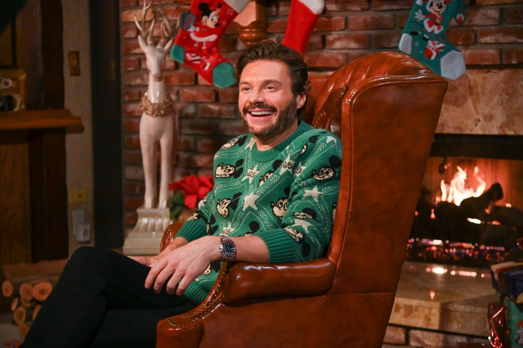 The Disney Holiday Singalong, is the third iteration in the ratings phenomenon franchise, with Ryan Seacrest returning to host the night of merry music and magic